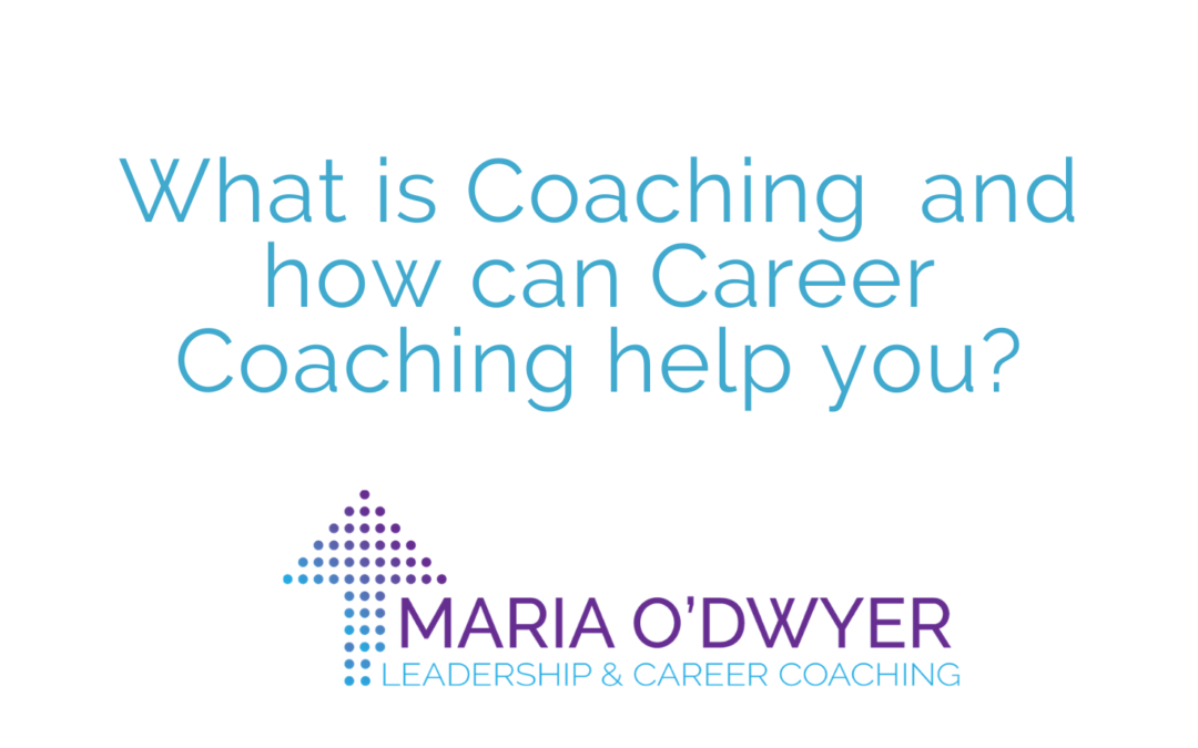 How can Career Coaching help you